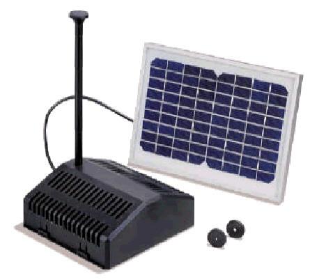 Pompe solaire pour bassin de jardin pompe solaire bassin jardin sur enperdresonlapin - Pompe pour bassin solaire ...