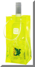 Ice Bag Basic Yellow
