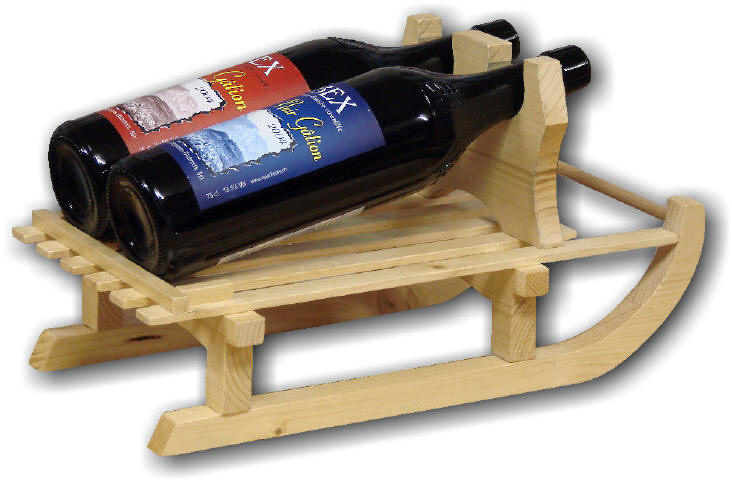 Luge En Bois Davos : Sirch Luge traditionnelle en bois si?ge lattes 100 cm Sirch Luge